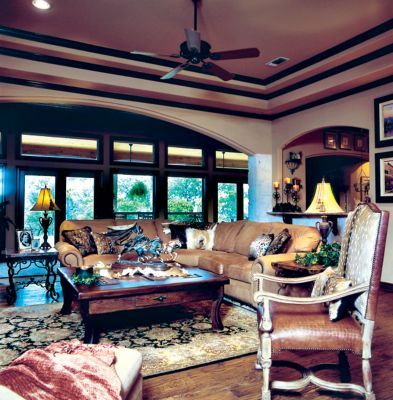 San Antonio Tx Hill Country Interiors Country Interior Interior Design Magazine Luxe Interiors
