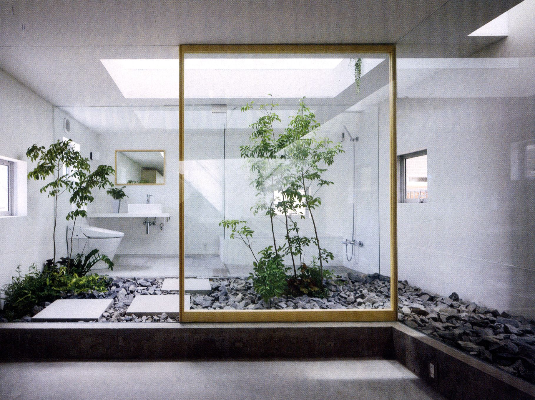 zen garden bathroom for the home design japanese interior rh pinterest com zen garden interior design