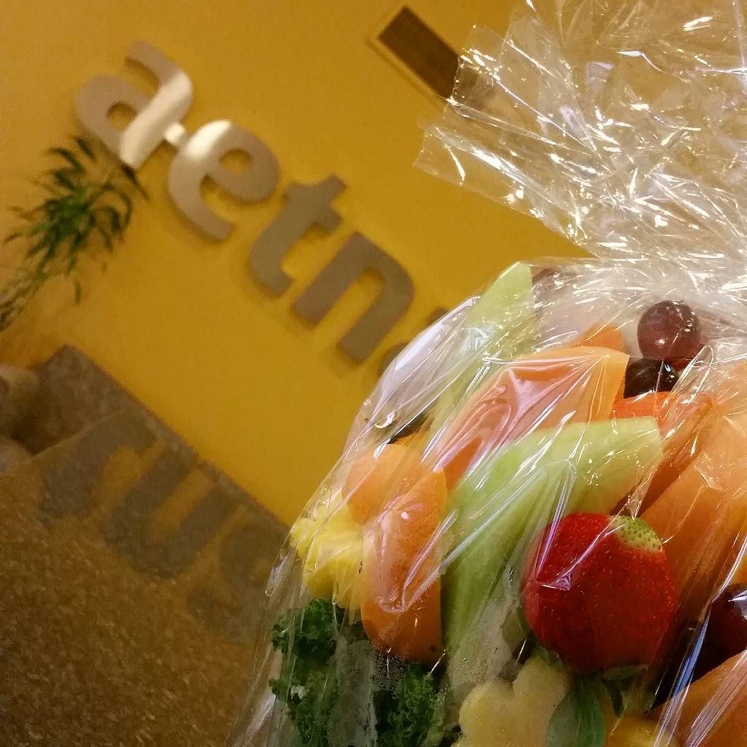 Yummy delivery to aetna in plantationsoooo titilicious