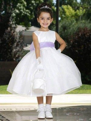1000  images about Flower Girl Dresses on Pinterest  Rhinestones ...