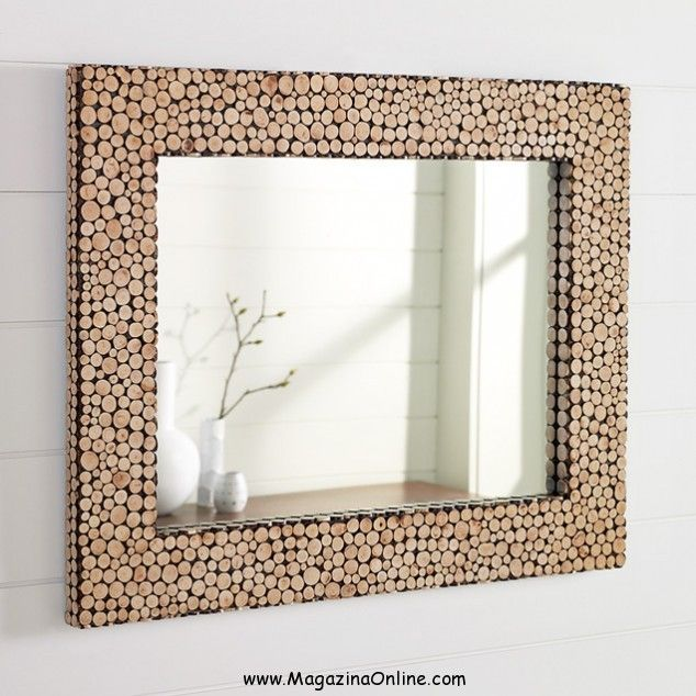 Creative And Unique Diy Mirror Frames Ideas Diy Mirror