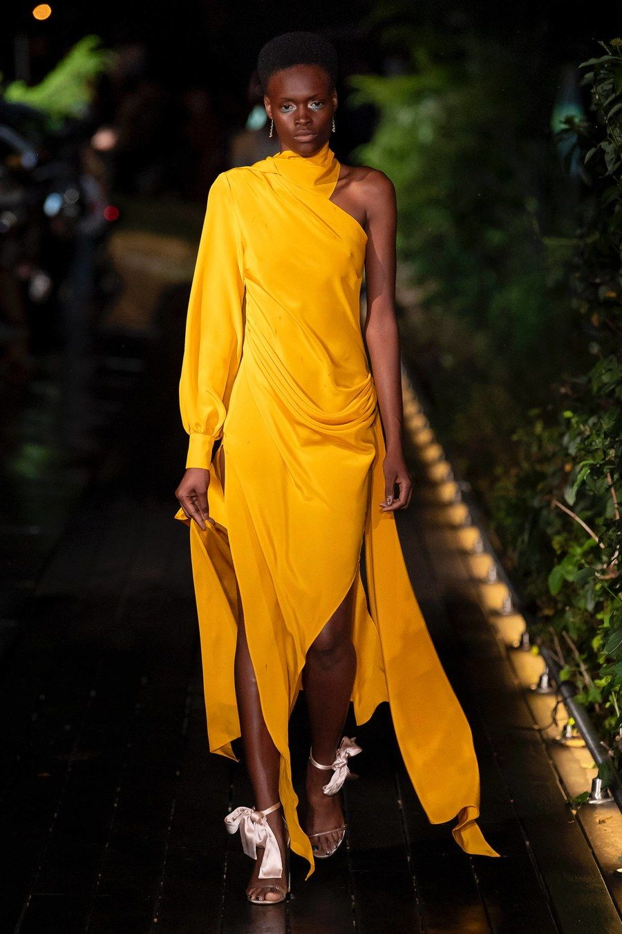 6c4c3228561 Pyer Moss Spring 2019 Ready-to-Wear Fashion Show