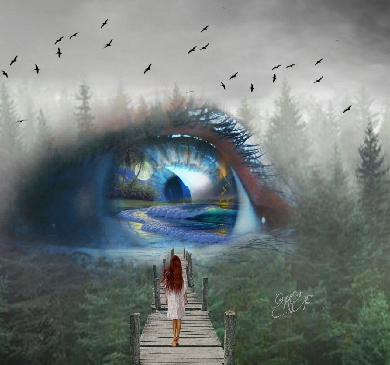 Картинки небесные глаза