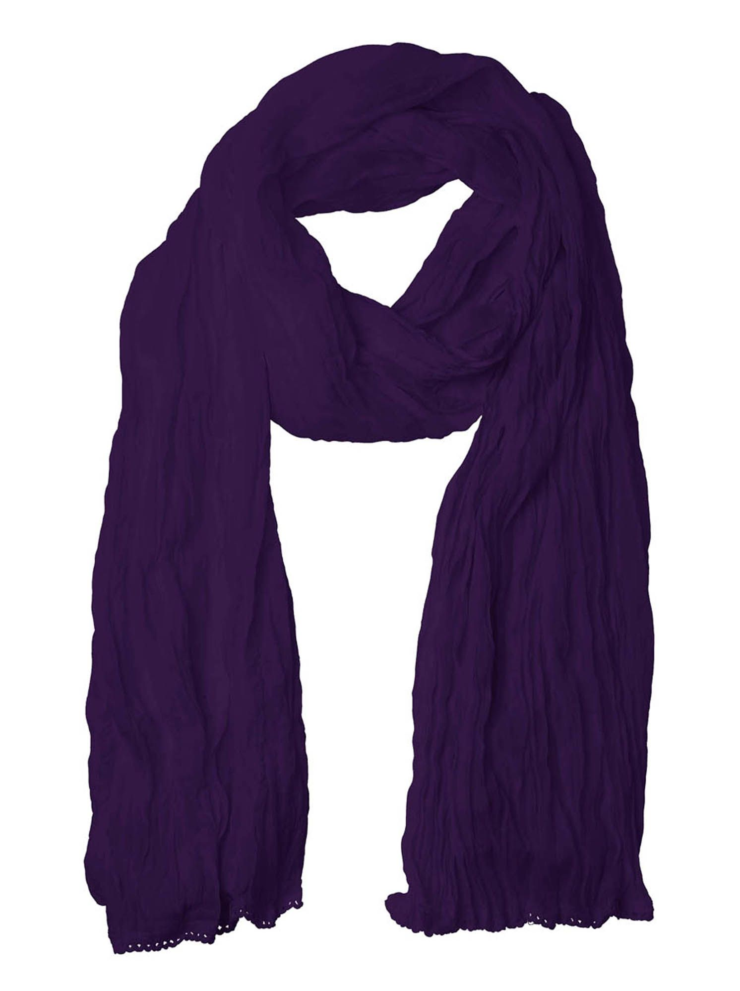 Stylish and trendy latest Dupattas, it looks on you Georges. #Gardenvareli #Brinjal Purple Dupatta. #Dupattas. The Best ever, Biggest and the most unique Online Shopping for # Dupattas. At The Best Brands on Gardenvareli.com with Smart and Lowest Price at Rs: 299/-