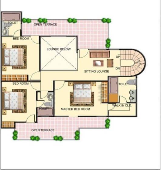 7695First_Floor_Plan_50x60_NEWS.jpg   planos   Pinterest   Duplex ...