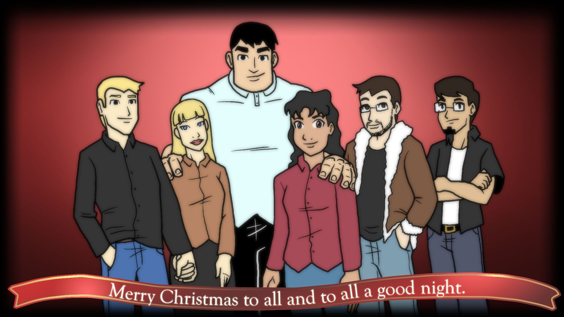 Merry Christmas to all and to all a good night! | A christmas story, Merry christmas to all ...