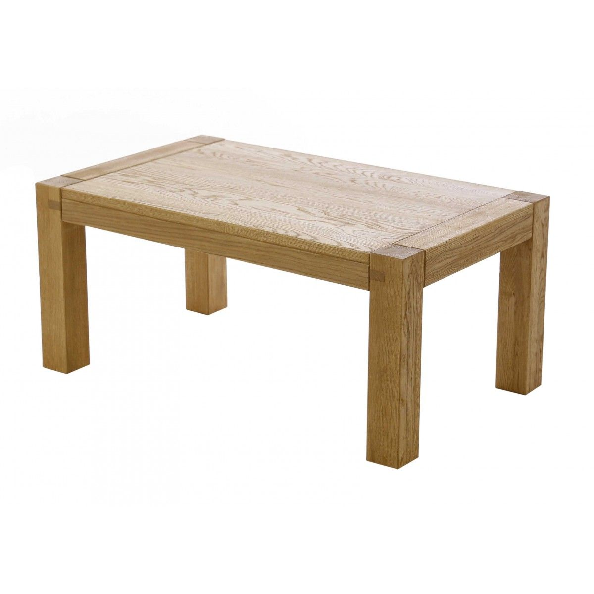 Table Basse En Chene Massif Rectangulaire Table Basse Chene Table Basse Table Basse Chene Massif