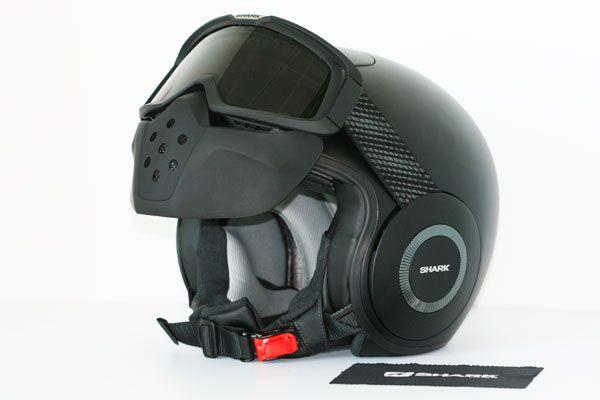In Gear Shark Raw Helmet Review Bike Trader Uk Zombie Bike