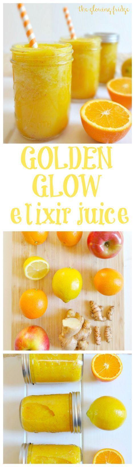 Golden Glow Elixir