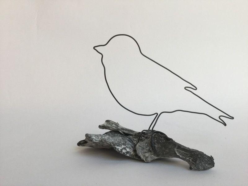 Skulpturen Drahtskulptur Basteln Mit Draht Drahtkunst