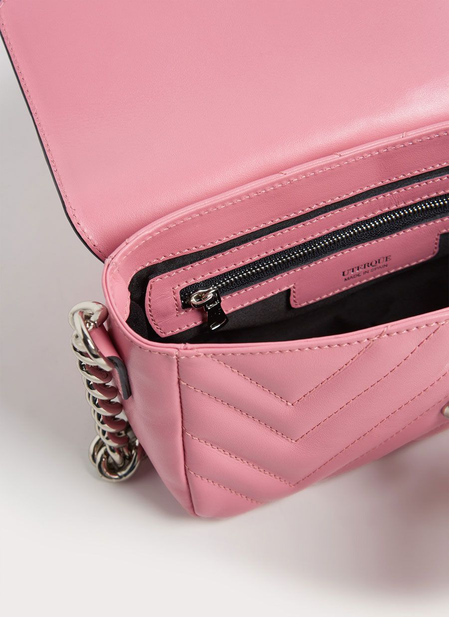 Uterque Bag in pink