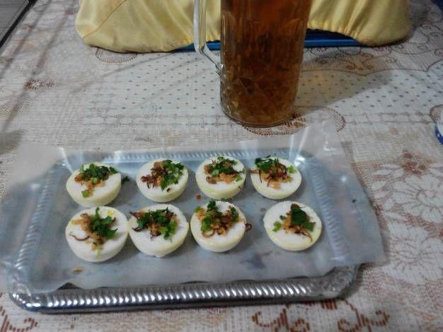 Resep Talam Ebi Ala Mama Erni Oleh Jordan Rubin Resep Makanan Dan Minuman Makanan Masakan