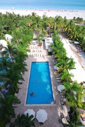 South Seas Hotel Beach Miami