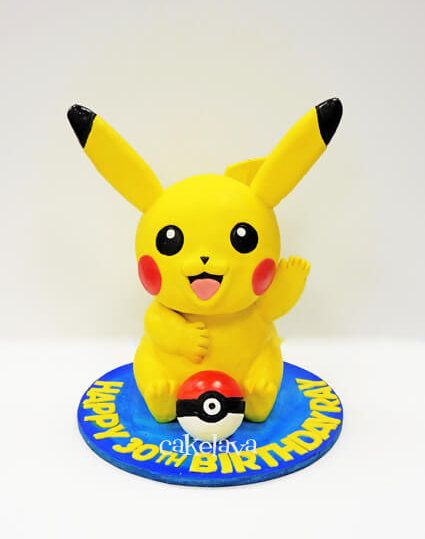 pikachu birthday cake las vegas wedding cakes birthday cakes 3d cakes 6524