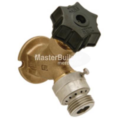 Zurn Z1341XL Lead-Free Wall Faucet with External Vacuum Breaker ...