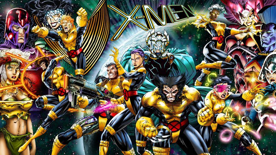 X Men Xmen Xmen Backgrounds Xmen Game Pictures Of Xmen Game Jim Lee Art Comic Art Comics