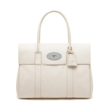 b462842e1a Mulberry - Bayswater in Cream Glossy Goat | Chic Clutches and Bags ...