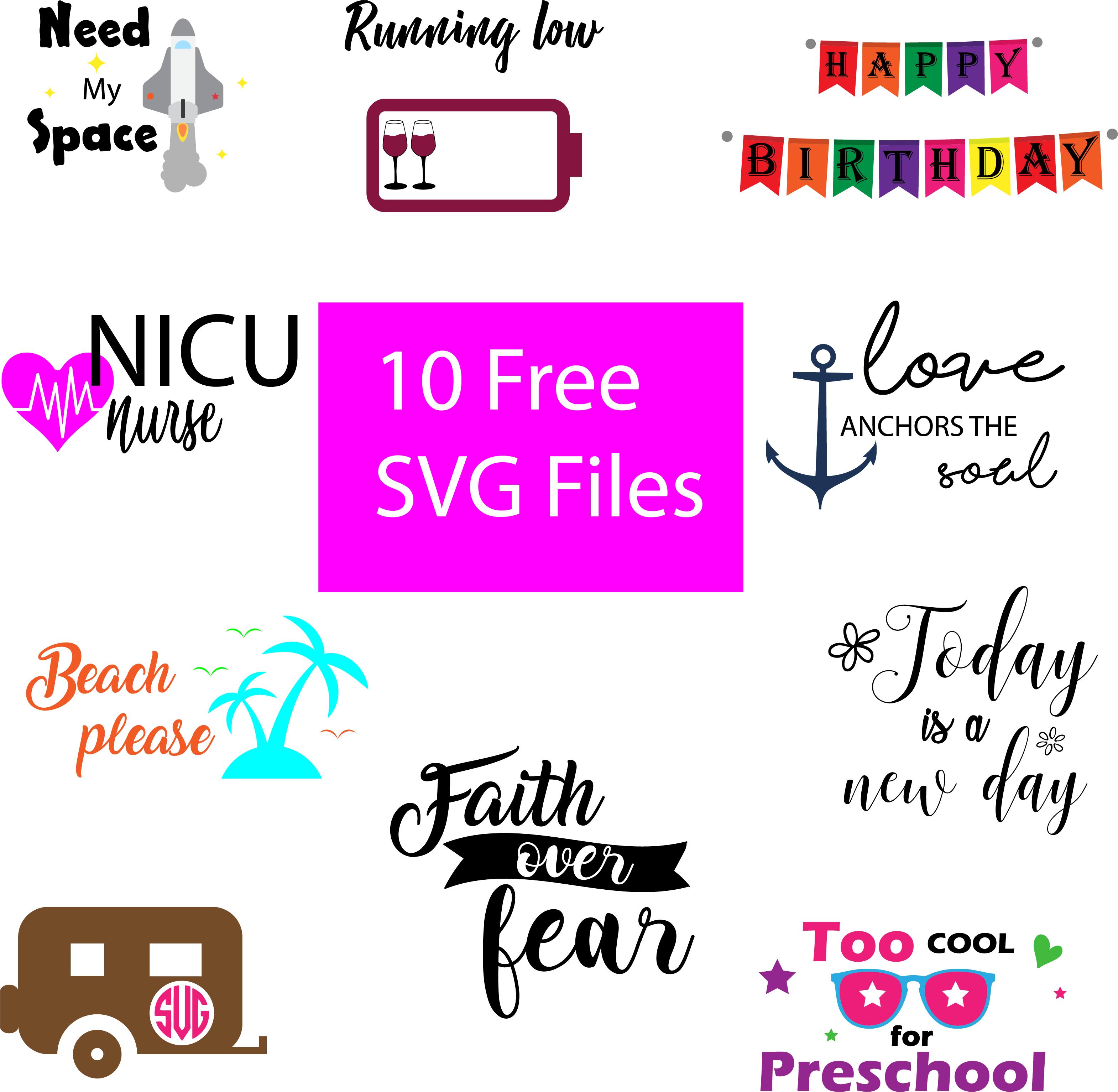 Free Fall SVG Bundle Cricut, Easy gifts to make, Blog