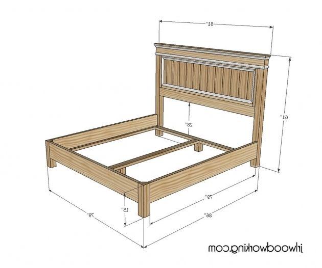 23 Popular Collection King Size Bed Headboard Dimensions Pelaburemasperak Com