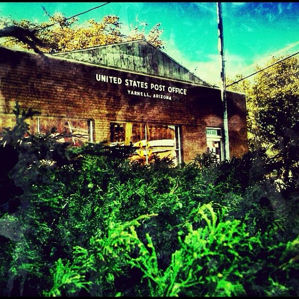 Yarnell, AZ Post Office