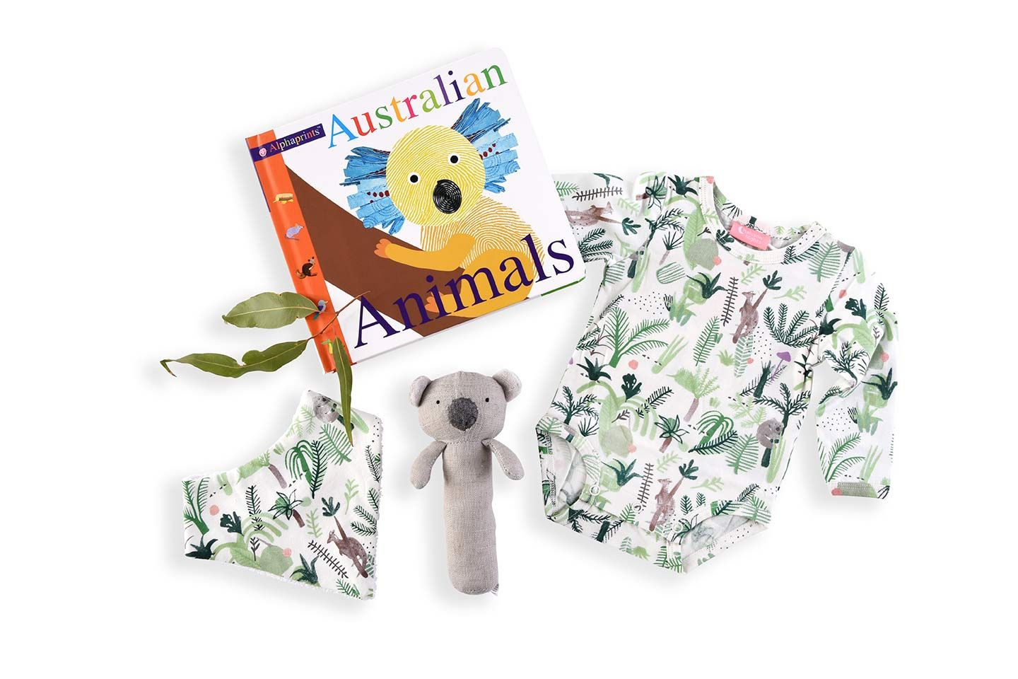Australian Baby Gift Hampers With