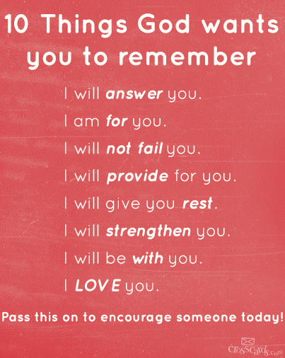 Ten Ways To Know He Loves You
