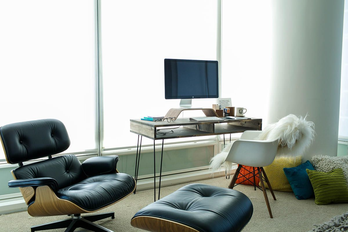 30 Modern Day Home Office Designs that Truly Inspire | Pinterest ...