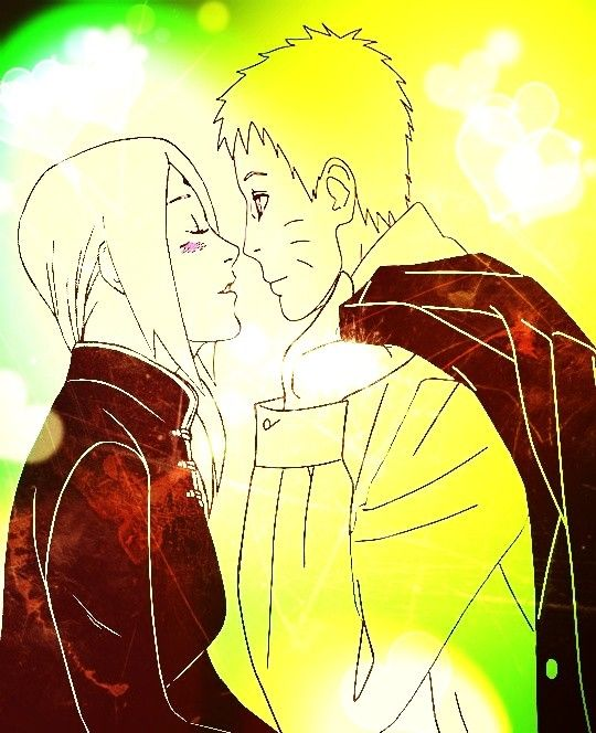 Sakura want to kiss Naruto/NaruSaku in The Last/My channel YouTube⤵PLS Subscribe me