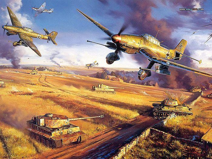 Luftwaffe versus USAAF 8th Air Force: Volume 1 (Air Battles