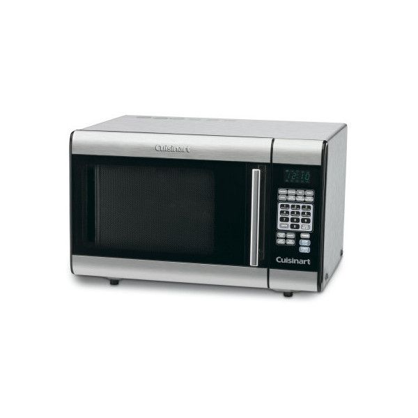 Cuisinart At Kohl S Two Stage Cooking On This Stainless Steel Microwave Oven Lets You Cook The Way Want