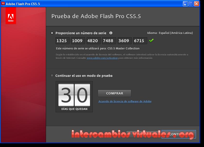 adobe flash professional cs5 product key