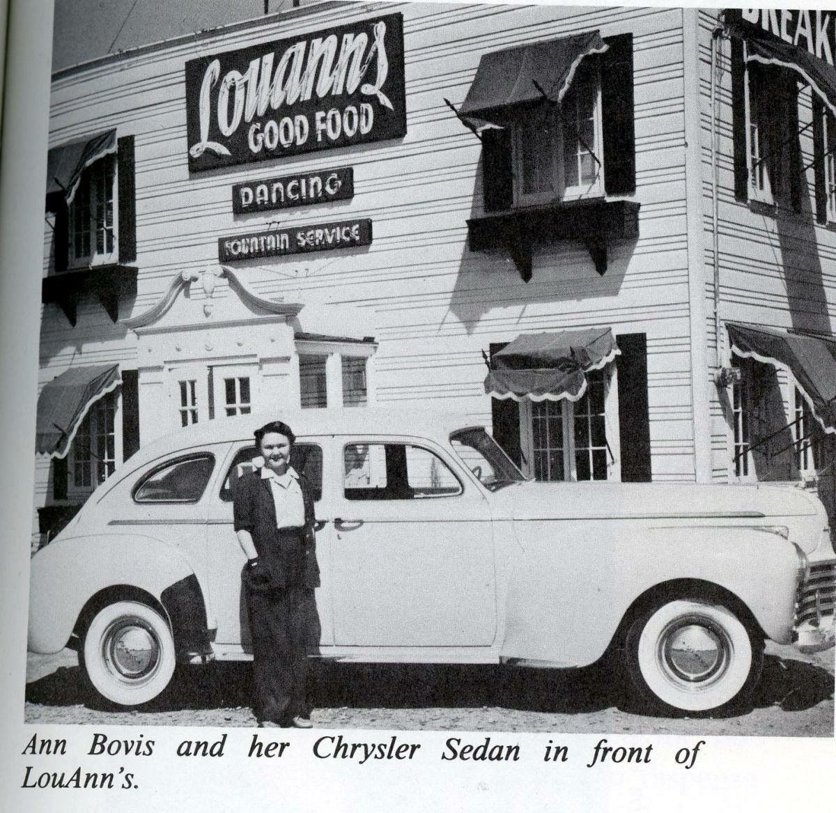 Louann\'s was at the southeast corner of Lovers & Greenville, Dallas ...