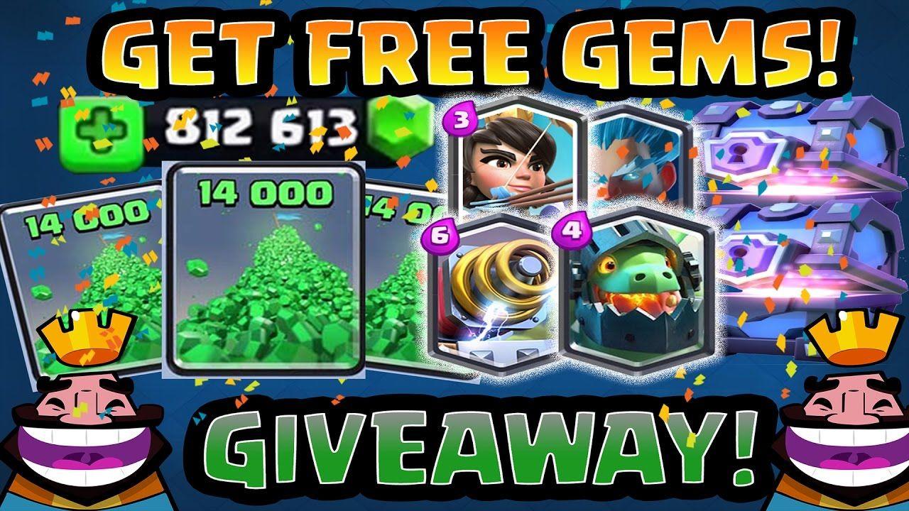 free clash royale gems no verification or survey or download