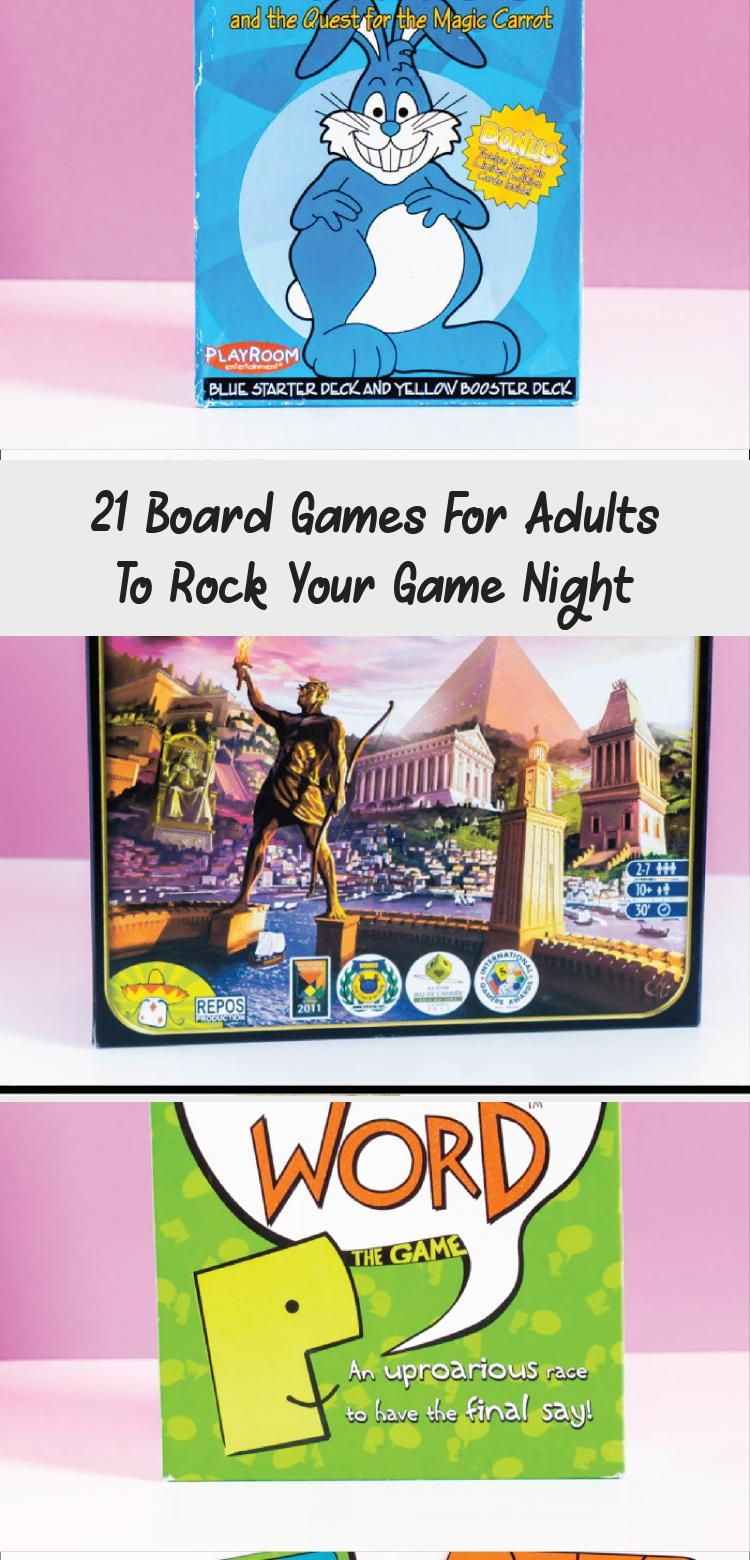 The Best Board Games For Adults Or For Teens Setup A Game Night