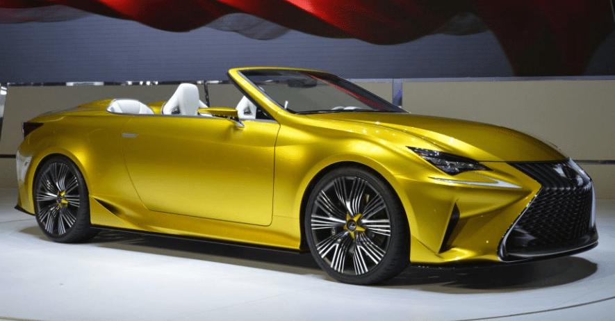2020 Lexus Lf C2 Review Concept Cars Lexus Cars