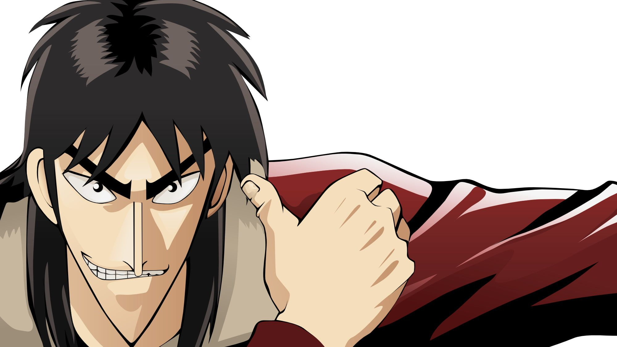Anime Kaiji Kaiji Itou 1080p Wallpaper Hdwallpaper Desktop Anime Hd Wallpaper Wallpaper