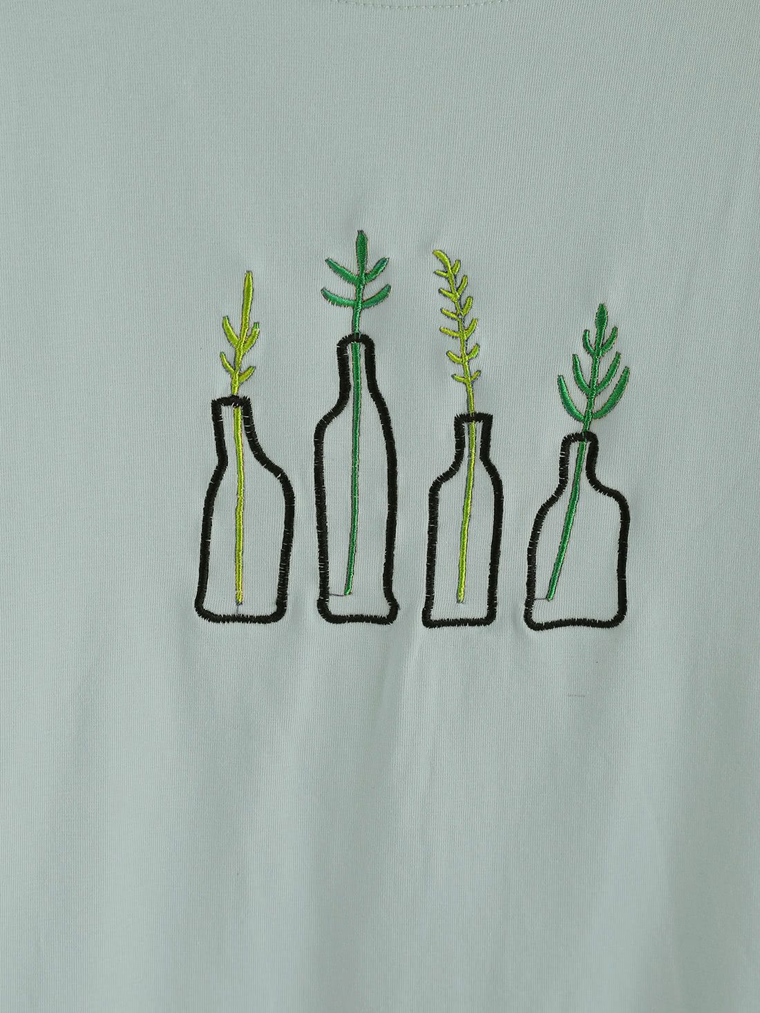 Aesthetic T Shirt Embroidery Designs