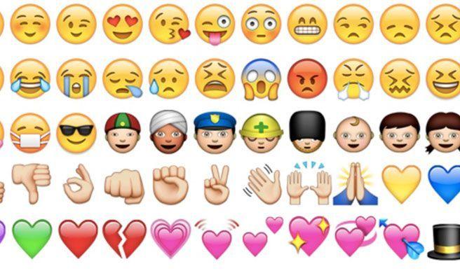En lenguaje 'emoji', el de las caritas sonrientes, las palmas o los pulgares en alto, es una moda heredada de Japón. Y, a veces desconocemos su verdadero significado.