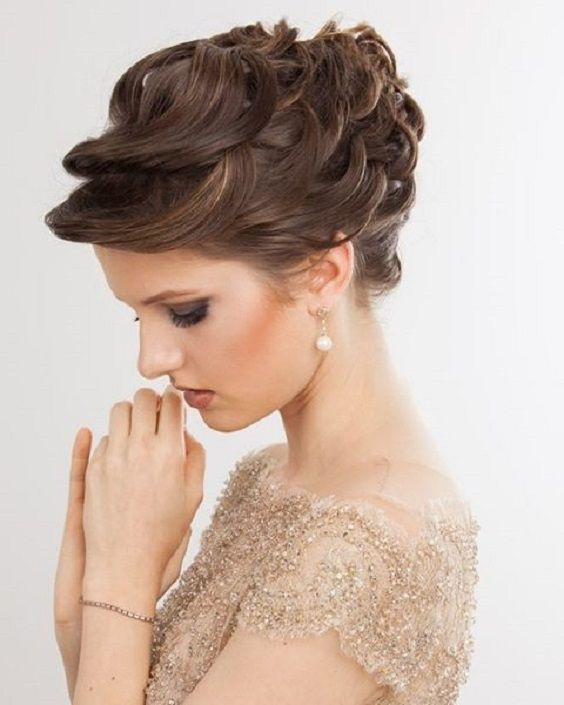 Beautiful Bridal Hairstyle inspiration | Wedding Hairstyle Ideas #wedding #hairstyle #bridalhairstyle #weddinghairstyles