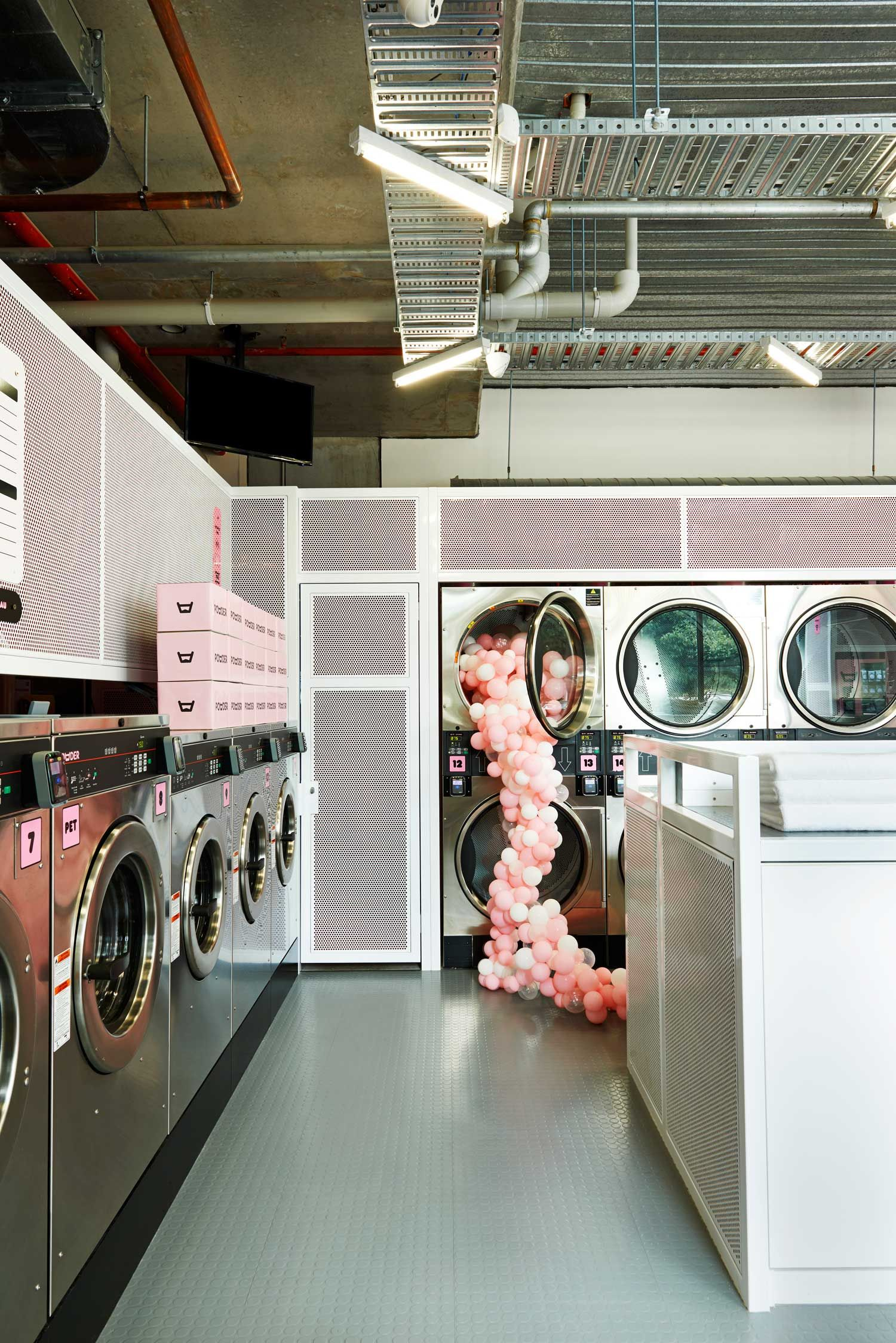 These Are Not Your Average Laundromats With Images