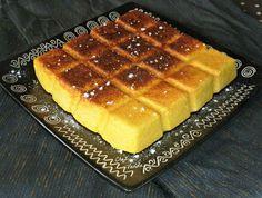 Il y a quelques jours , j'ai eu envie de me préparer un gâteau au #Citron alors j'ai improvisé ce carré mystère ..... Pourquoi mystère me direz vous ? Tout simplement parce que j'ai caché un ingrédient mystère dans ce gâteau . Quoi qu'elle a encore bidouiller...