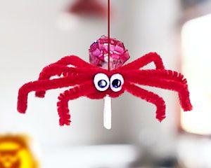 8 idées de Bricolage araignées | araignee halloween, bricolage, halloween
