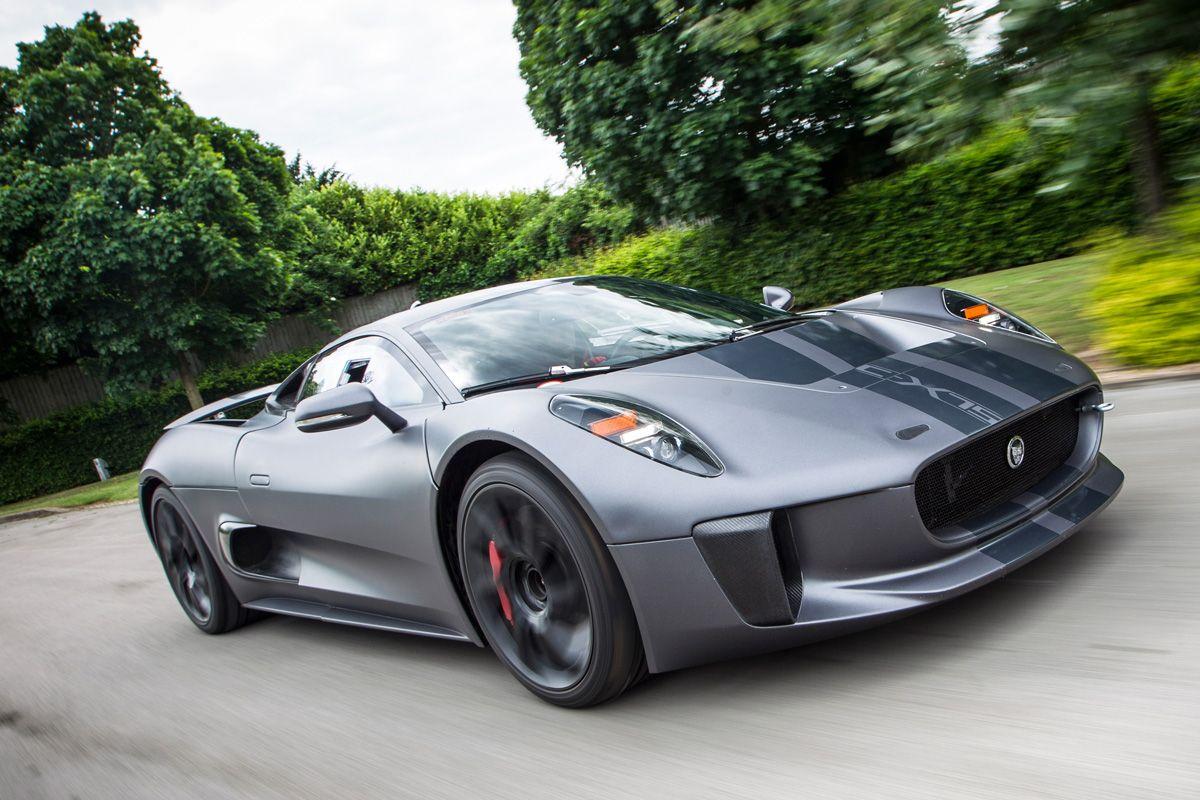 Jaguar Cx75 Sports Cars Luxury Sports Cars Cool Sports Cars