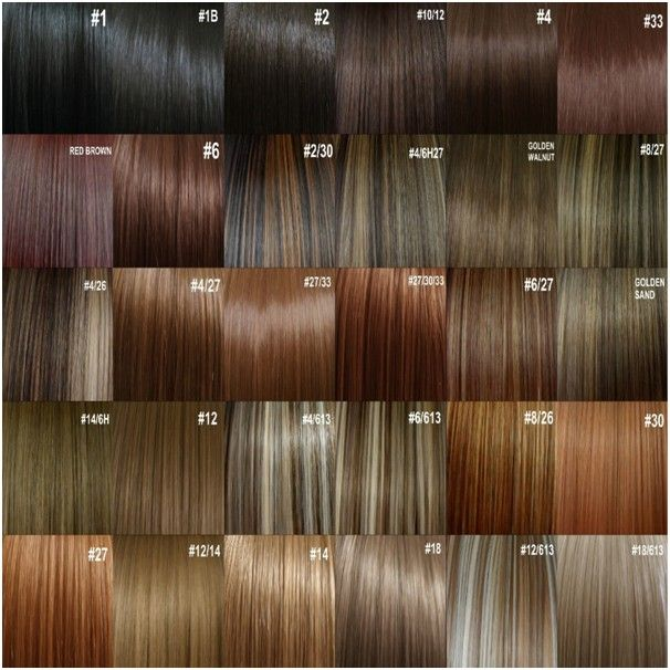 Image result for human hair extension colour chart hair extensions