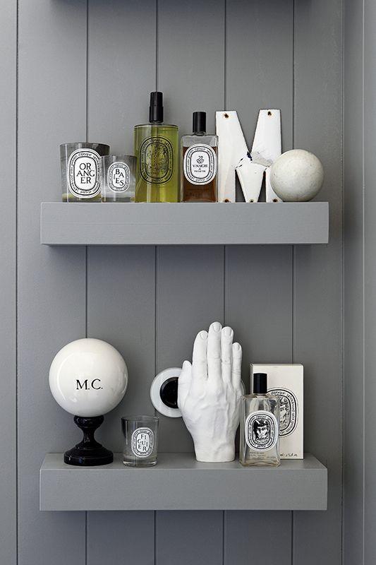 Квартира в сером цвете   Пуфик - блог о дизайне интерьера