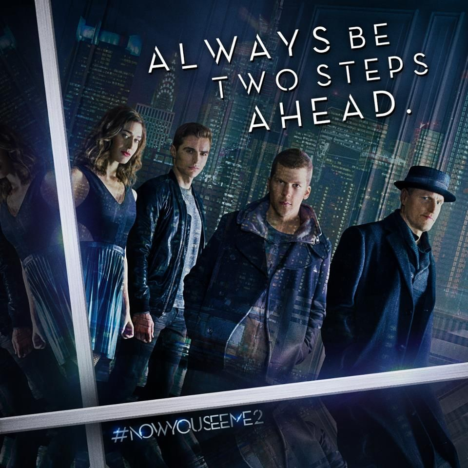 Now You See Me Quotes You'll Never See The Four Horsemen Comingnowyouseeme2  In