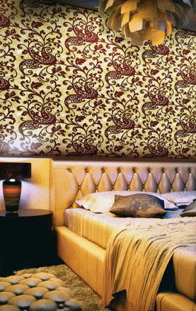 Обои на стену Kashmir Portofino из Италии | Каталог, фото ...