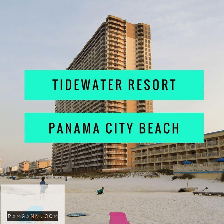 Tidewater Resort Panama City Beach Florida With Drone Footage With Images Panama City Panama