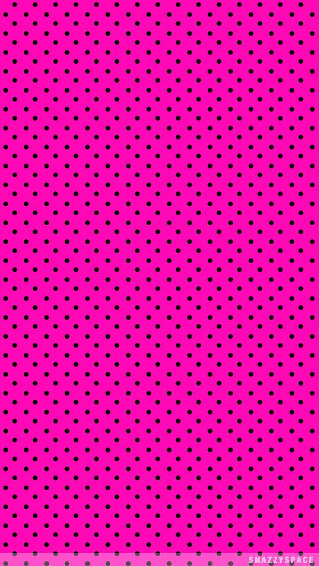 Hot Pink And Black Iphone Wallpaper Pink Wallpaper Iphone Hot