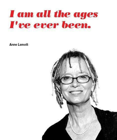 Persistence Motivational Quotes: Anne Lamott, Thoughts